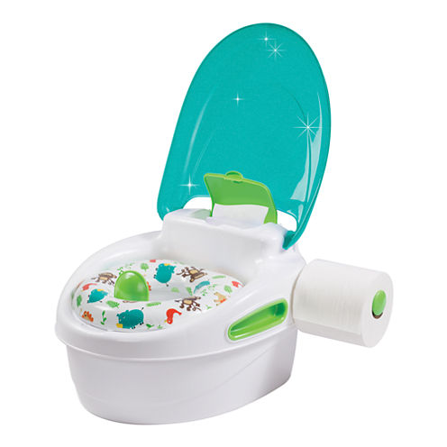 Summer Infant® Step-By-Step® Potty - Teal