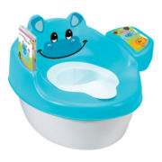 Summer Infant® 3-in-1 Hippo Tales Potty