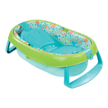 jcpenney.com | Summer Infant® Foldaway Baby Bath - Neutral