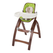 Summer Infant® Bentwood High Chair - Baby Time
