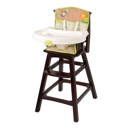Summer Infant Classic Comfort High Chair - Swingin Safari