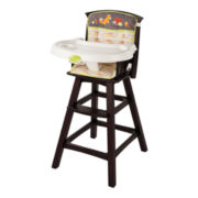 Summer Infant® Classic Comfort High Chair - Fox and Friends