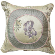 "Croscill Classics® Kiana 20"" Square Decorative Pillow"