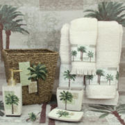 Citrus Palm Bath Collection
