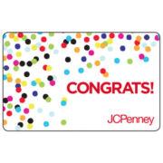 $200 Congrats Dots Gift Card