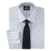 Stafford Shirt and Tie Set - Big & Tall