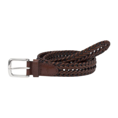 jcpenney.com | Dockers® Leather Braided Belt