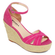 Arizona Carly Wedge Espadrilles