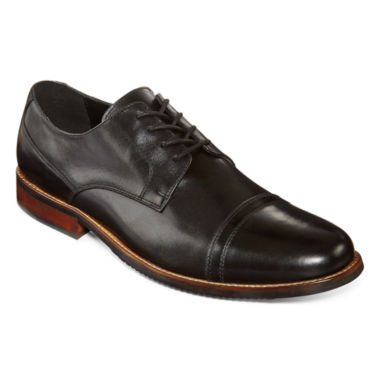 jcpenney.com | Claiborne® Boxer Mens Leather Cap-Toe Oxfords