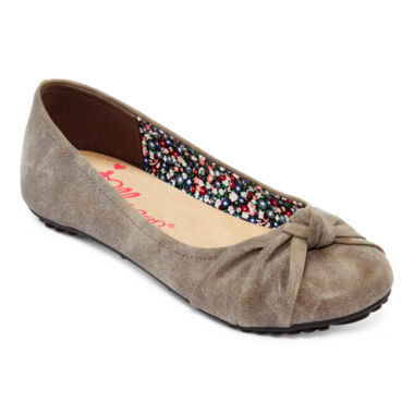 jcpenney.com | Pop Positive Knotted Ballet Flats