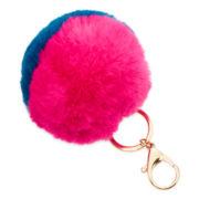 Pom Pom Keychain Charm