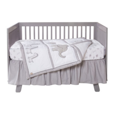 jcpenney.com | Trend Lab® Safari Chevron 3-pc. Crib Bedding Set
