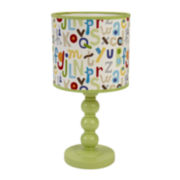 NoJo® ABC with Me By Jill McDonald Table Lamp