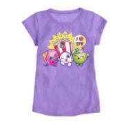 Shopkins Short-Sleeve Graphic Tee - Preschool Girls 4-6x