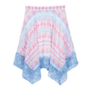 by&by Girl Handkerchief Skirt - Girls 7-16