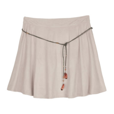 jcpenney.com | by&by Faux Suede Short Circle Skirt - Girls 7-16