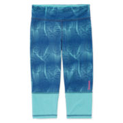 Reebok® Wave Cropped Leggings - Girls 7-16