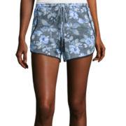 Hybrid Pompom Shorts