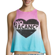 Arizona Low Armhole Swing Cropped Tank