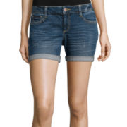Arizona Denim Shorts - Juniors