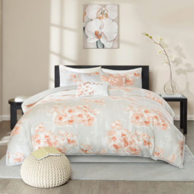 jcpenney.com | Madison Park Adriana 6-pc. Duvet Set