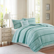 Madison Park Isabella 4-pc. Coverlet Set