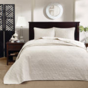 Madison Park Mansfield Bedspread Set