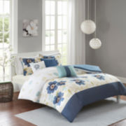Madison Park Middleton 6-pc. Duvet Set