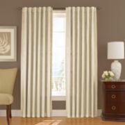 Vue™ Signature Orla Velvet Rod-Pocket Curtain Panel
