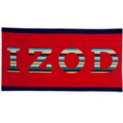 IZOD® Rainbow Beach Towel