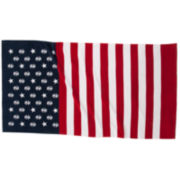 IZOD® Stars & Stripes Beach Towel