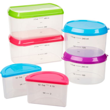 jcpenney.com | Fit & Fresh® Healthy Living 14-pc. Container Value Set