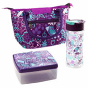 Fit & Fresh® Maggie 4-pc. Kids Lunch Kit