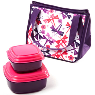 jcpenney.com | Fit & Fresh® Christina 4-pc. Kids Lunch Kit