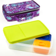 Fit & Fresh® Bento Woodstock 4-pc. Kids Lunch Kit