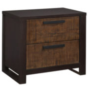 Grapevine 2-Drawer Nightstand