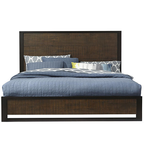 Grapevine King Platform Bed