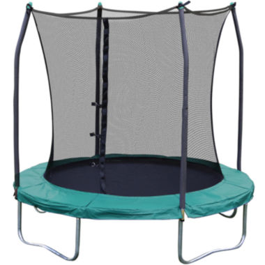 jcpenney.com | Skywalker Trampolines® 8' Round Trampoline with Enclosure Net