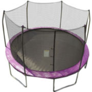 Skywalker Trampolines® 12' Round Trampoline with Enclosure Net