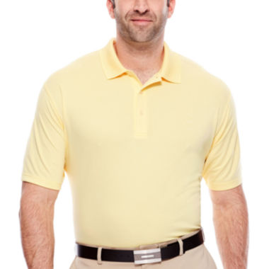 jcpenney.com | PGA TOUR® Basic Polo Shirt–Big & Tall