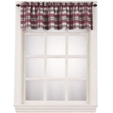jcpenney.com | Dawson Rod-Pocket Tailored Valance