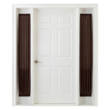 jcpenney.com | Royal Velvet® Encore Rod-Pocket Sidelight Panel