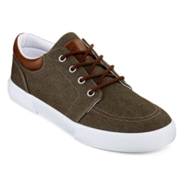 st john s bay 174 bryce mens lace up shoes jcpenney