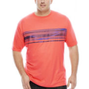 The Foundry Supply Co.™ Striped Tee - Big & Tall