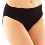 Seamless Basic High-Cut Panties