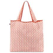 jcp EVERYDAY™ Petal Pusher Reusable Shopping Bag