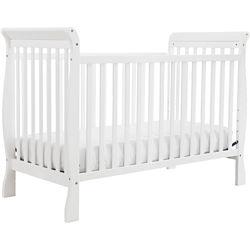 DaVinci Jamie 4-in-1 Convertible Crib - White
