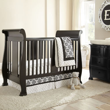 jcpenney.com | Savanna Bella Baby Furniture Collection - Black