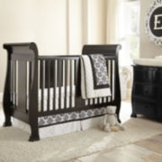 Savanna Bella Baby Furniture Collection - Black