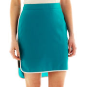 Worthington® Sporty Striped Pencil Skirt